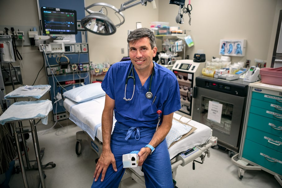 Time in the bank A Stanford plan to save doctors from
