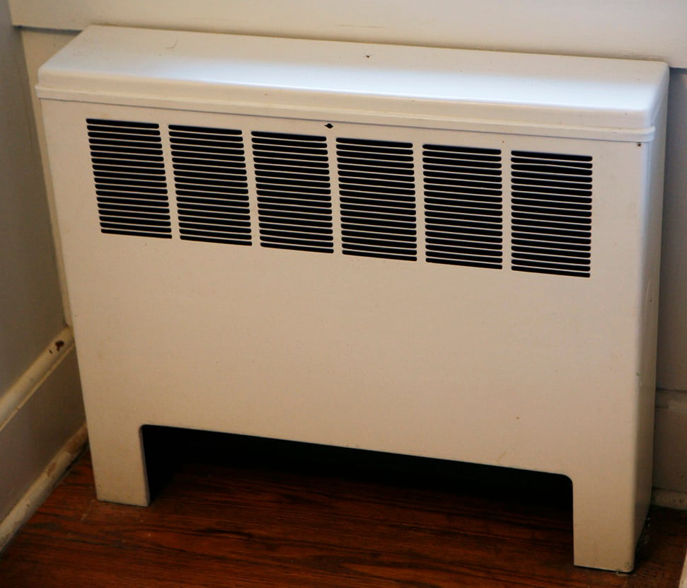 How To Replacing a 1950s steel radiator cover  The Washington Post