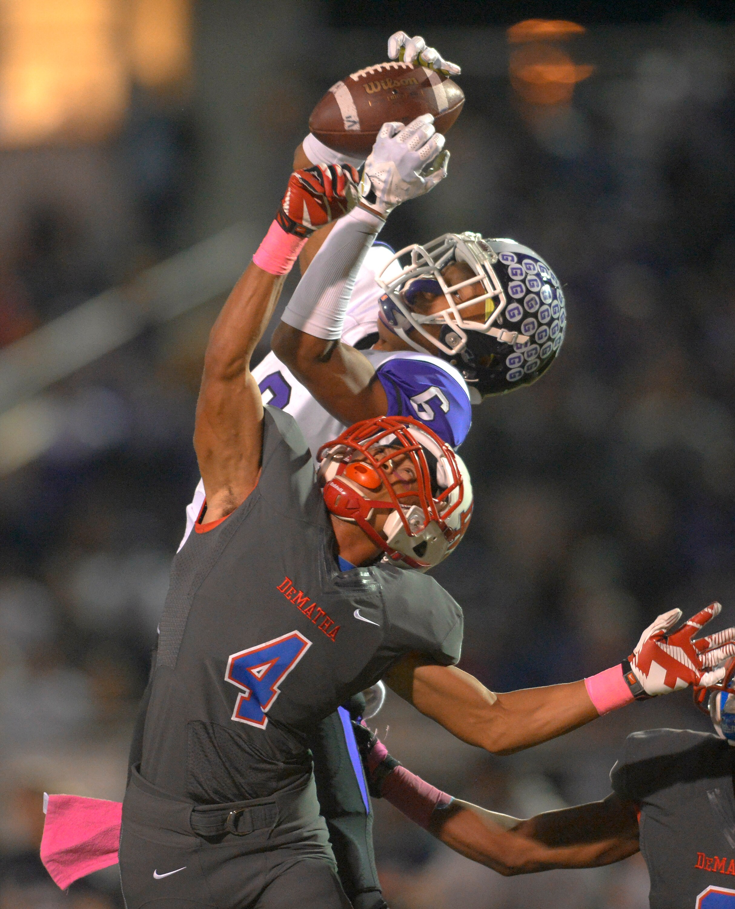Friday Night Football Early Report Including Dematha Win Over Gonzaga - Washington Post