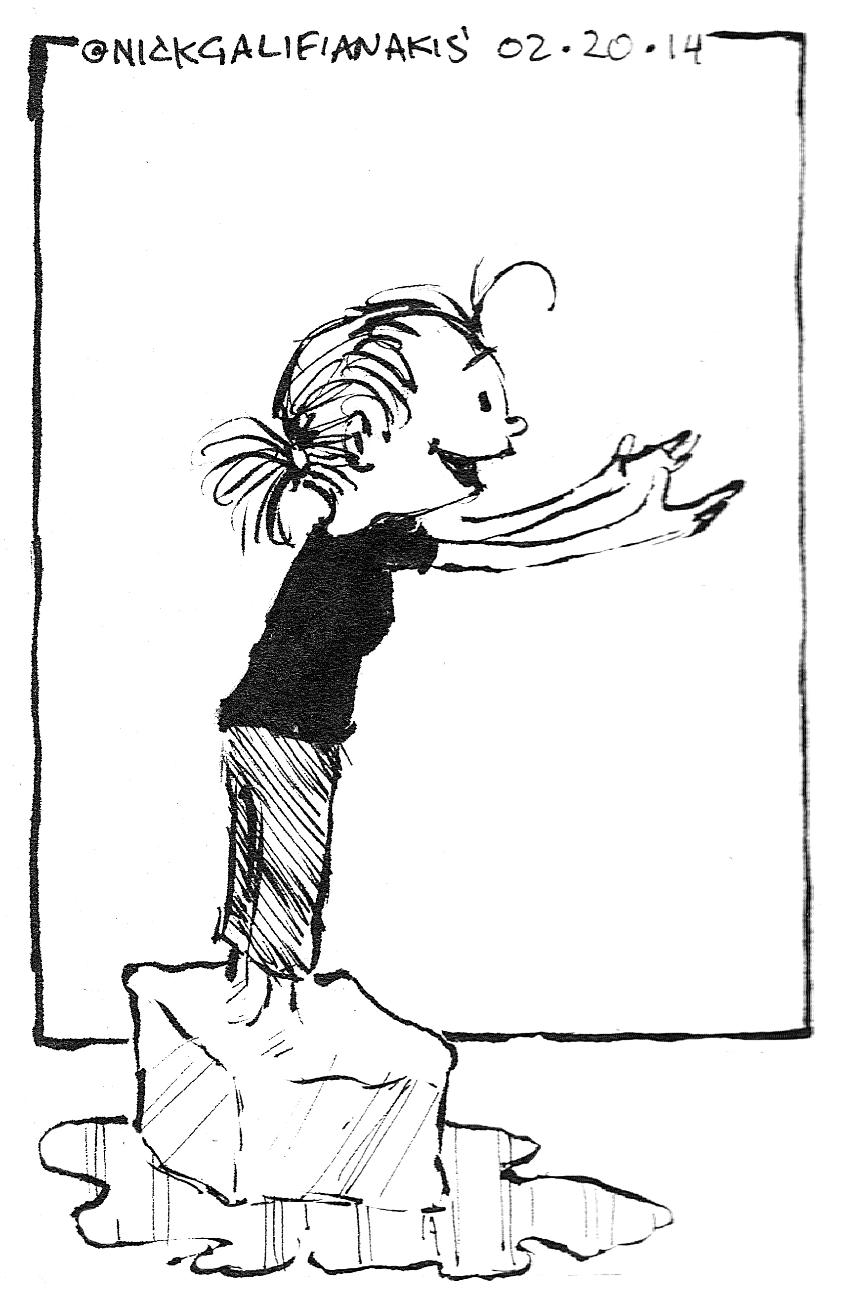 Carolyn Hax: Ignore that 'cold feet' feeling before