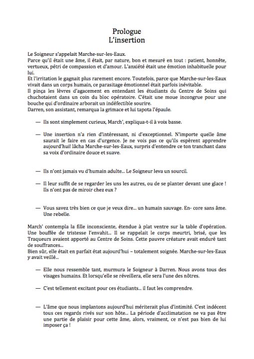 Différence entre prologue et préface / Livres | La