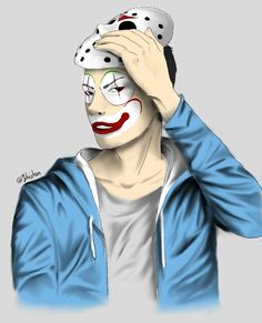 Gta 5 Face Paint : paint, Bullied, Delirious(H2O, Delirious, Story), {Wattys2016}, Almost, Wattpad