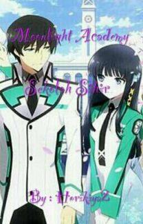 Anime Tentang Sekolah Sihir : anime, tentang, sekolah, sihir, Moonlight, Academy, Sekolah, Sihir, (Permintaan, Ditutup!), Wattpad