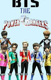 Power Rangers Bts : power, rangers, Power, Rangers!, Sai-desu!, Wattpad