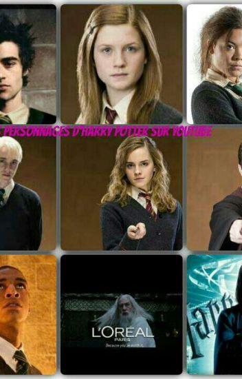 Les Personnages D Harry Potter : personnages, harry, potter, Personnages, D'Harry, Potter, Youtube, Darcy, Wattpad
