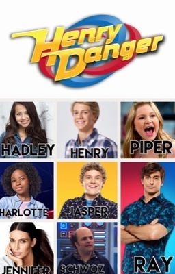 What Is Charlotte's Last Name In Henry Danger : charlotte's, henry, danger, Henry, Danger:, Superhero, Danger(A, Story!!), Charlotte, Wattpad