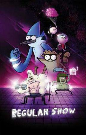 Regular Show Pops Death : regular, death, Regular, Rich!, Kindness!badass!reader, Death, Punches..., Wattpad