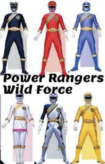 Power Rangers Wild Force : power, rangers, force, Power, Rangers, Force, SianiaLarkin01, Wattpad