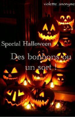 Des Bonbons Ou Un Sort : bonbons, Bonbons, (Spécial, Halloween), Smallie, Wattpad