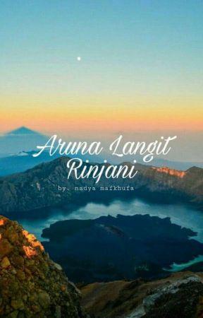 Arti Nama Aruna : aruna, Aruna, Langit, Rinjani, Wattpad