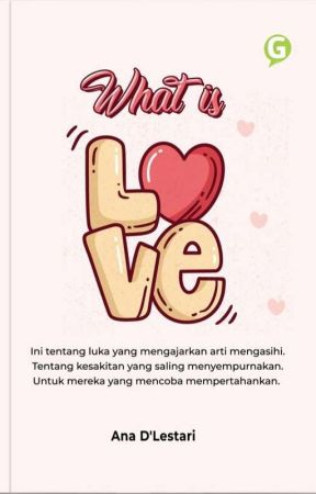 Arti Love Merah : merah, LOVE?, Series, (Book, Chapter, Wattpad