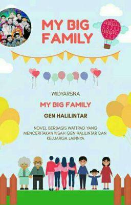 One Big Family Gen Halilintar : family, halilintar, Family, |Season,