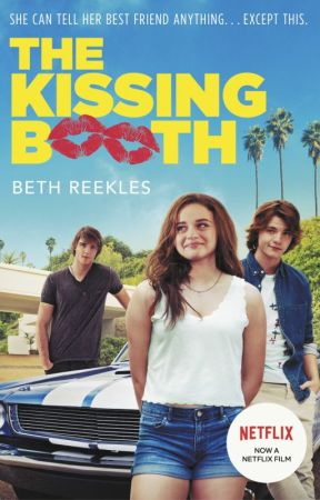 The Kissing Booth Livre Pdf : kissing, booth, livre, Kissing, Booth, [SAMPLE], Coming, Netflix, Wattpad