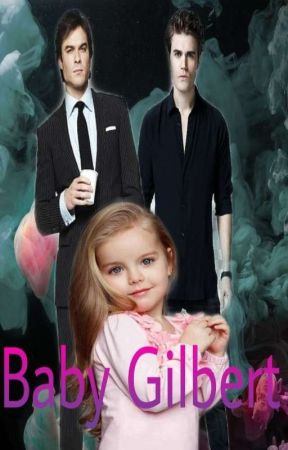 Who Is The Father Of Elena's Baby On Vampire Diaries : father, elena's, vampire, diaries, Gilbert, Vampire, Diaries), #Wattys2020, Wattpad