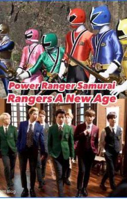 Power Rangers Bts : power, rangers, Power, Rangers, Samurai:, Kiara, Winters, Wattpad
