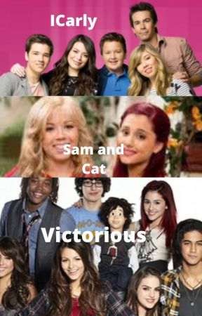 Icarly Victorious : icarly, victorious, Heart, Break,, Love,, (Seddie,, ICarly,, Victorious), Chapter, Wattpad