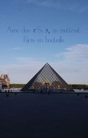 Avec Des Si On Mettrait Paris En Bouteille : mettrait, paris, bouteille, Mettrait, Paris, Bouteille,