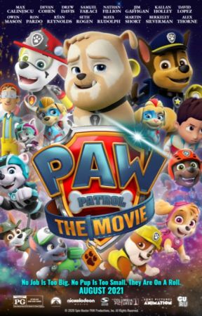 When Does Paw Patrol Movie Come Out : patrol, movie, PATROL:, MOVIE, Patrol, Heroes, Wattpad
