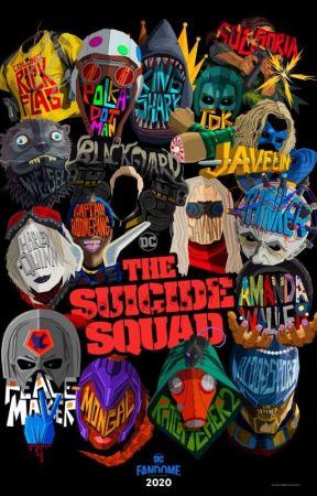 Suicide Squad 2 Sub Indo : suicide, squad, The-suicide-squad-2021, Stories, Wattpad