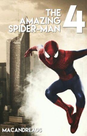 The Amazing Spider Man 4 : amazing, spider, Amazing, Spider-Man, Wattpad