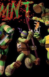 Teenage Mutant Ninja Turtles Theme Tune Lyrics : teenage, mutant, ninja, turtles, theme, lyrics, TMNT:, Lyrics, BlueStreak, Wattpad