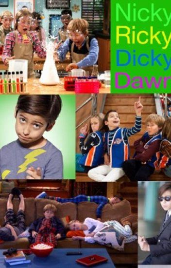 Nicky Ricky Dicky Et Dawn : nicky, ricky, dicky, Nicky, Ricky, Dicky, Dawn||, Story, Norman, Wattpad