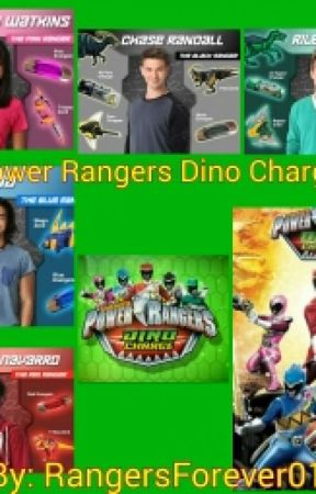 power rangers dino charge chapter 3