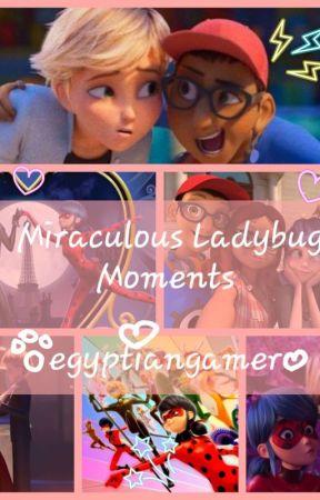 Ladybug And Cat Noir Cute Moments : ladybug, moments, Miraculous, Ladybug, Moments, Egyptiangamer, Wattpad
