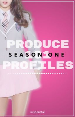 Produce 101 Live Stream : produce, stream, Produce, Profiles, [Season, ❥Episode, TRAINEES', RANKING, Wattpad