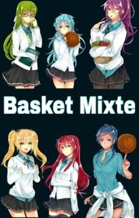 Kuroko No Basket Personnage : kuroko, basket, personnage, Basket, Mixte, (Kuroko, Basket), Personnages, Wattpad