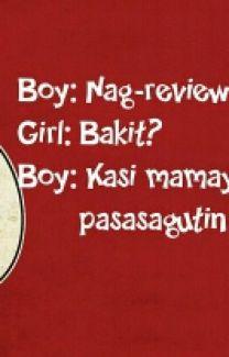 Boy Pick Up Lines Funny Tagalog : lines, funny, tagalog, Banat, Lines, Pick-Up, Wattpad