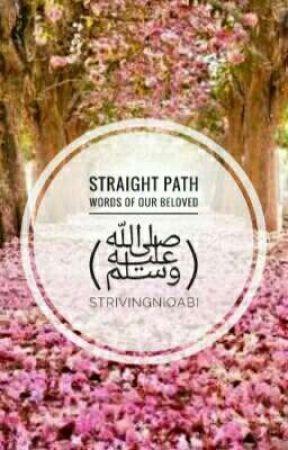 Innamal A Malu Binniyat Arabic : innamal, binniyat, arabic, Straight, Intention, Wattpad