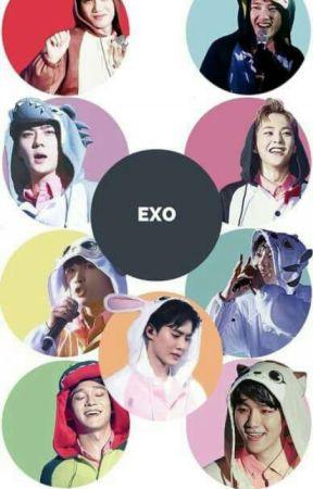 Lirik Dont Go Exo : lirik, Lirik, 엑소, Don't, Wattpad