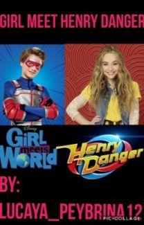 Henry Danger Back To The Danger : henry, danger, Meets, Henry, Danger, (BACK, Wattpad