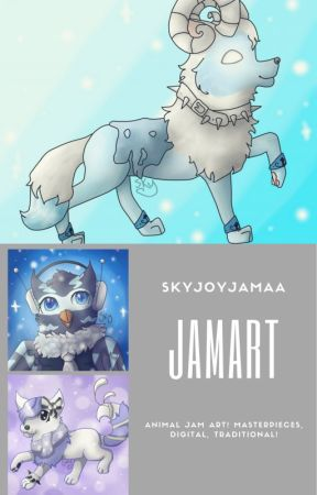 Animal Jam Masterpiece : animal, masterpiece, Jamart-, Animal, Commission-, Masterpiece, Wattpad