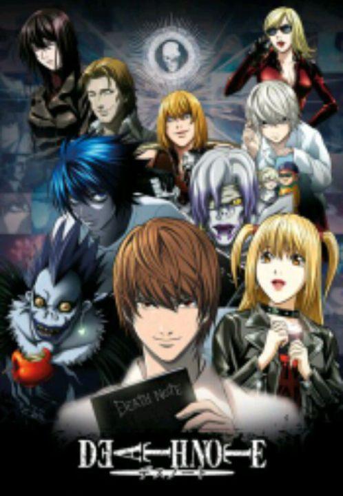 Mort De L Death Note : death, Manga, Animé, Préfèré, Death, Wattpad