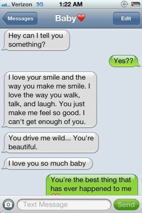 Baby I Love The Way You Make Me Smile : smile, Preferences, Texts, Other, Wattpad