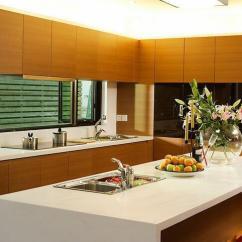Kitchen Design Template Freestanding Cabinet 厨房装修设计模板让你的厨房设计更显气派 维意定制家具商城