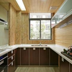 Kitchen Design Template Ikea Metal Shelves 厨房装修设计模板让你的厨房设计更显气派 维意定制家具商城