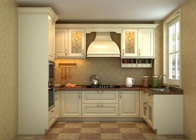 kitchen design template hideaway table 厨房装修设计模板让你的厨房设计更显气派 维意定制家具商城