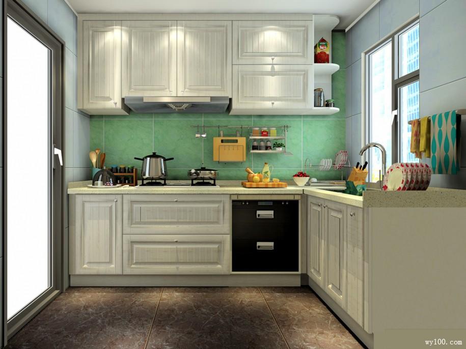 small kitchen plans hansgrohe metro higharc faucet 小厨房装修技巧 不得不知的小技巧 维意定制家具商城