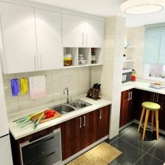 Small Kitchen Table Set Lowes Ceiling Lights 关于小户型开放式厨房餐桌详解 维意定制家具商城