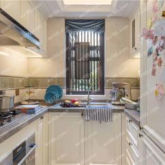 Curtains Kitchen Home Styles Americana Island 厨房需要窗帘吗 厨房用什么窗帘好 维意定制家具商城