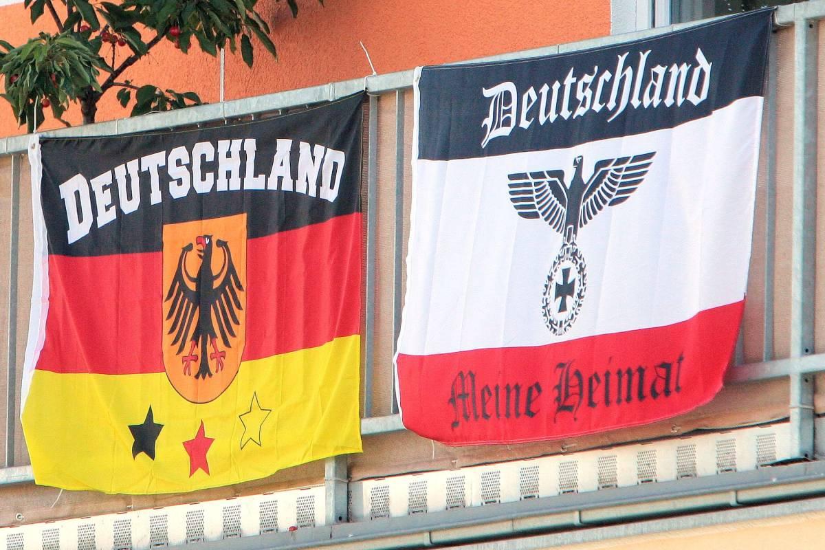 Reichsflagge Empört Nachbarn In Essen Dellwig Wazde Essen