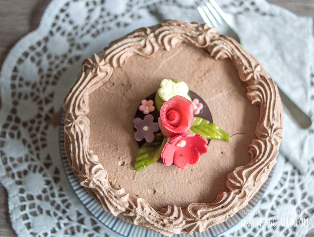 Bananen Kakao Torte Mit Pistazien Laktosefrei  Rezepte Suchen