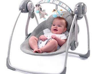 Mecedoras para bebs Permite que tu hijo duerma plcidamente  Web Del Beb
