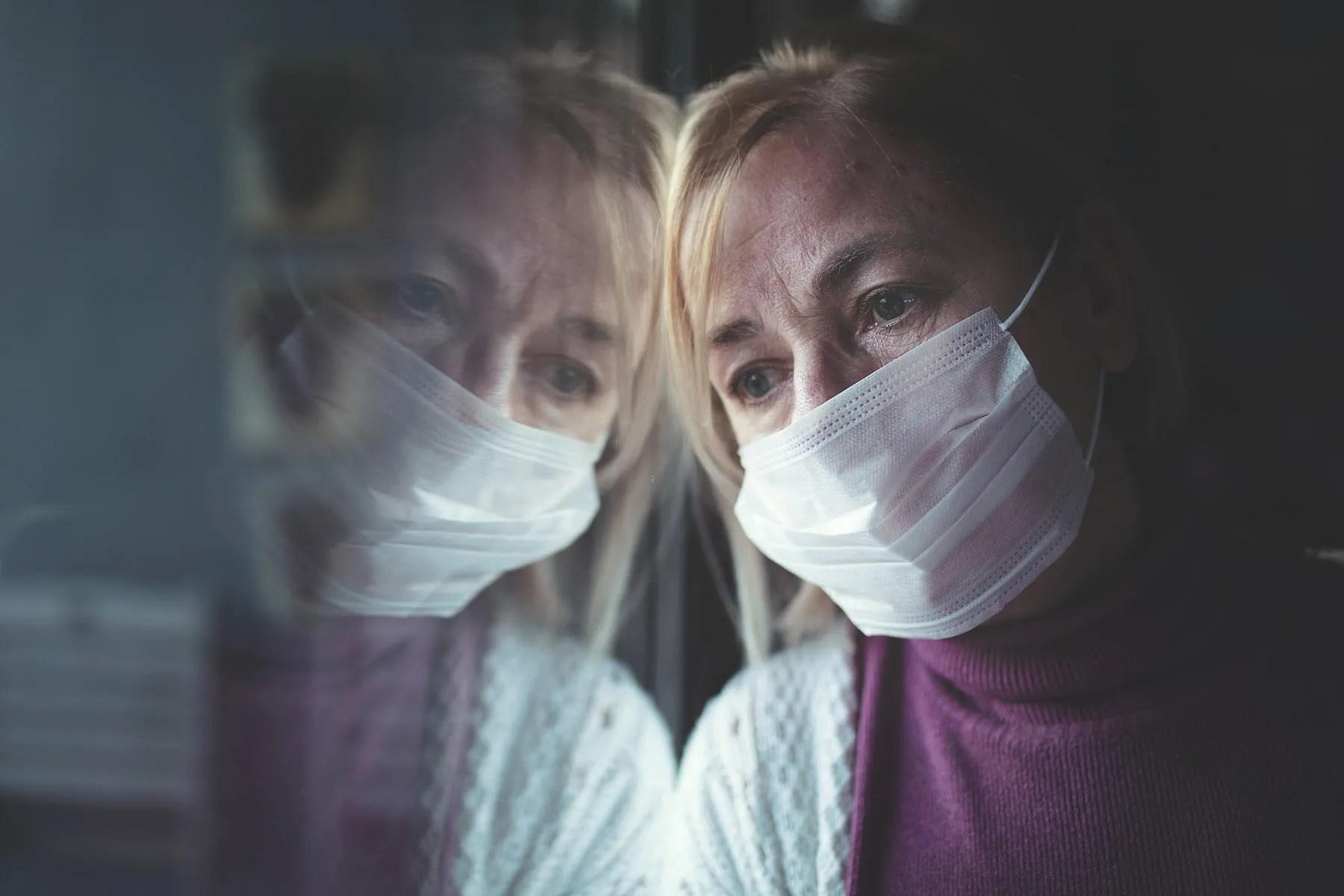 Louisiana Reinstates Indoor Mask Mandate as Hospitals Fill