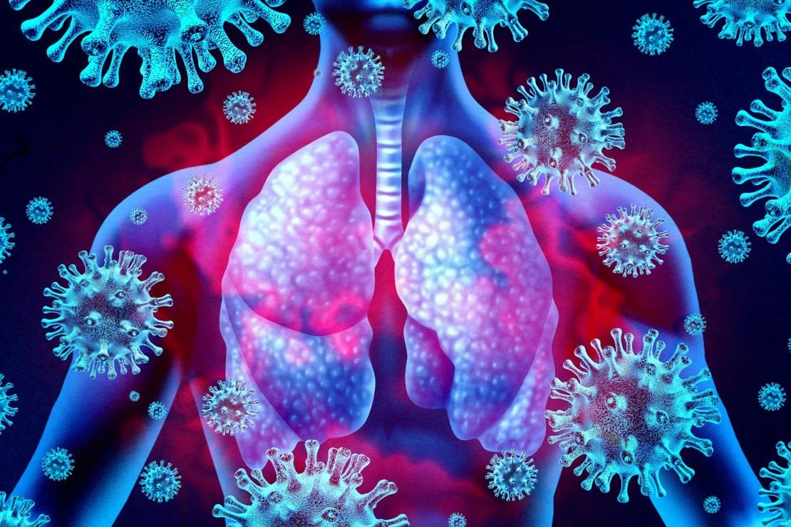 lungs coronavirus