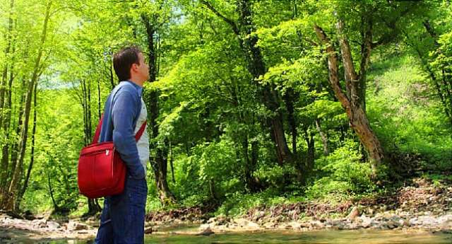 Communing with nature has health benefits, research shows.