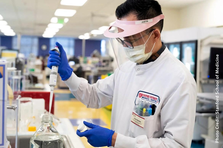 serology lab covid antibodies